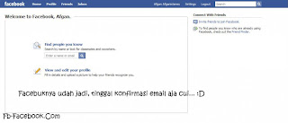 bikin FB dari komputer