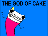 the God of Cake
