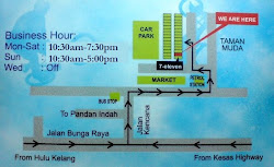 TS-BIKE-SHOP MAP & ADDRESS MOBILE: 012-3875138