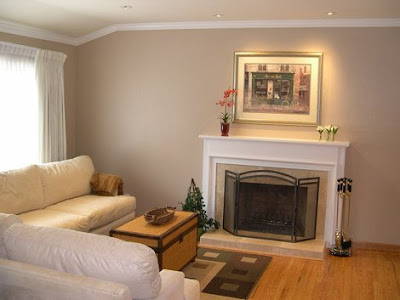 fireplace for minimalist room design, home improvement