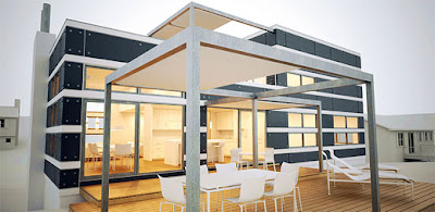 Prefab Home as a new home improvement solution