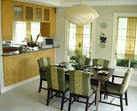 Dining room ideas in best home designhome improvement design for No dining room ideas