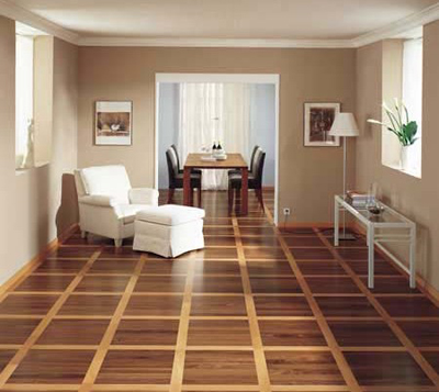 Get Wamrth and Beauty Living Room Designs with Hardwood Floors