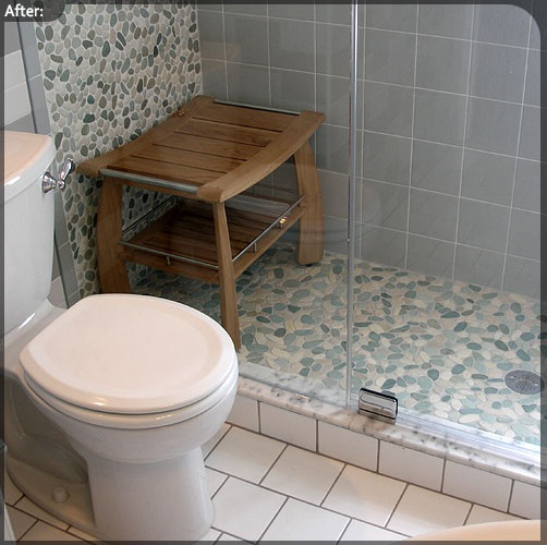 Bathroom remodeling project of university city by for Remodeling bathroom ideas older homes