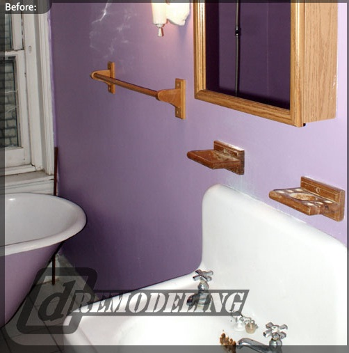 Bathroom Remodeling Project of University City by dRemodeling