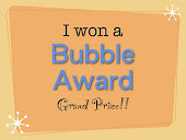 Bubble Grand Prize Award