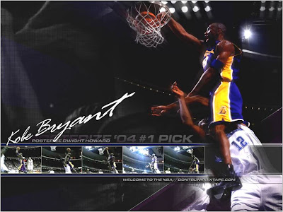 dwight howard dunking on kobe bryant. Kobe Bryant reminds you,
