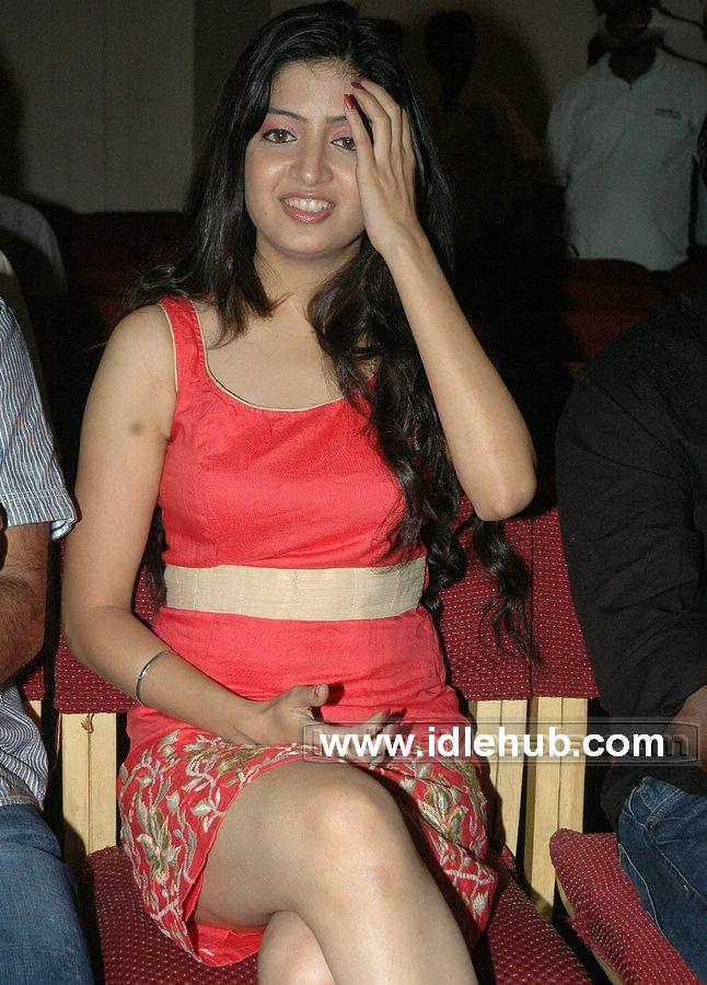 Poonam Kaur looking hot at Telugu film Gaganam press meet stills photos