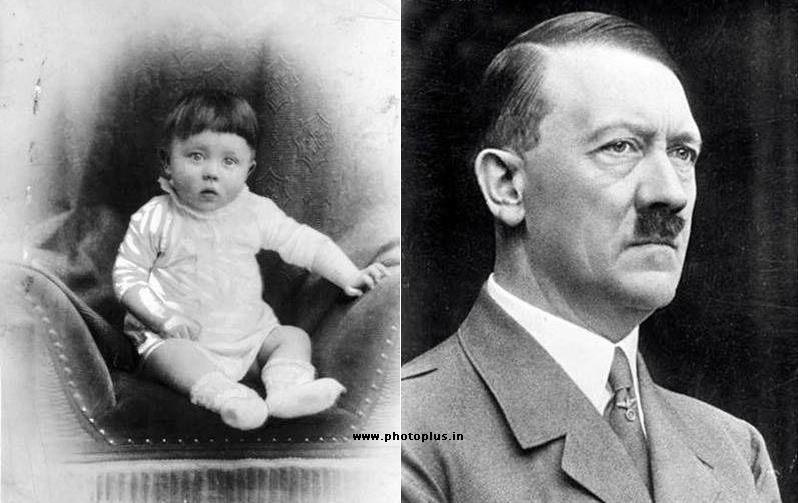 adolf hitler as child. Adolf Hitler Child Photo Rear