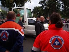 Avec le Pape à Lourdes
