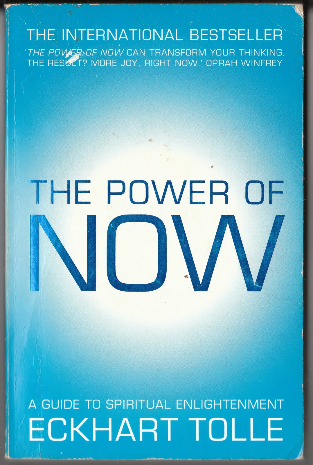 power of now The power of now: a guide to spiritual enlightenment is a book by eckhart tollethe book is intended to be a guide for day-to-day living and stresses the importance of living in the present moment and avoiding thoughts of the past or future.