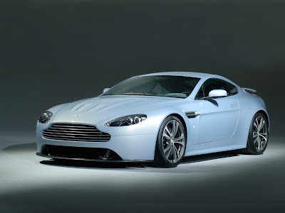 The V12 Vantage RS concept is based on Aston Martin?s