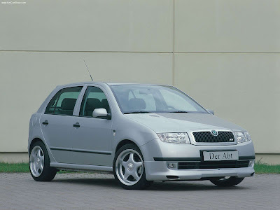 ABT Skoda Fabia (2002). The Skoda Fabia enjoys a strong following - however,