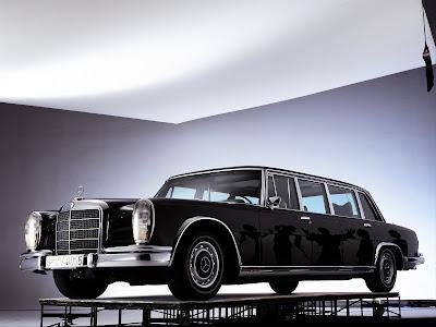 Mercedes-Benz 600 Pullman Limousine (1964)