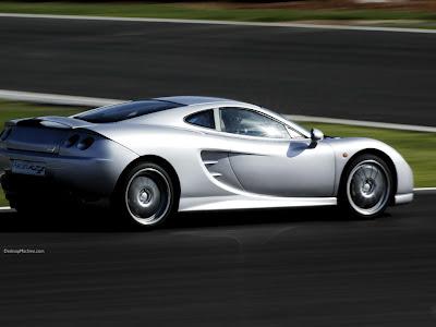 Ascari KZ1 Side