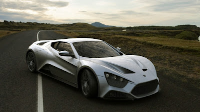 2010 The Zenvo ST1