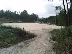 Campo Nº2 Pelado do Parque Desportivo da Ranha