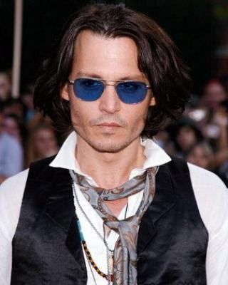 johnny depp height