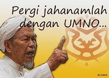 PERGI JAHANAM...!!!!