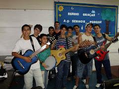 O grupo de alunos... são feras - Diego,Luidi, Mateus,Gustavo, Jhonata,Willian,Marcio,Marcelo,Jonas,