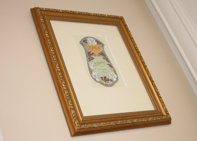 Laundry Room / Powder Room Art via lilblueboo.com