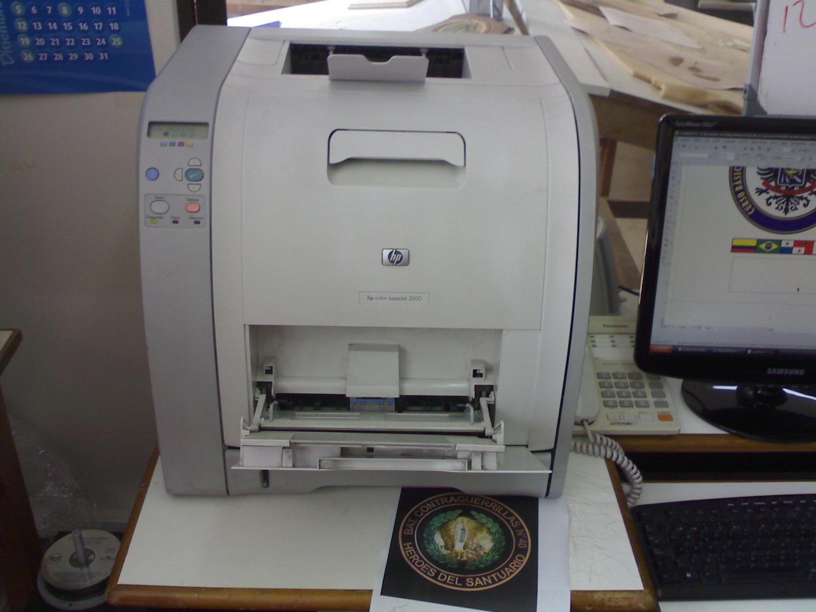 mantenimiento de portatiles e impresoras impresora laser hp laserjet 3200. Black Bedroom Furniture Sets. Home Design Ideas