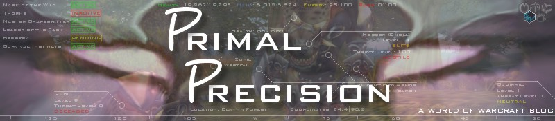 Primal Precision
