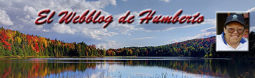 El Webblog de Humberto