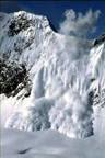 relação entre avaliação e uma avalanche