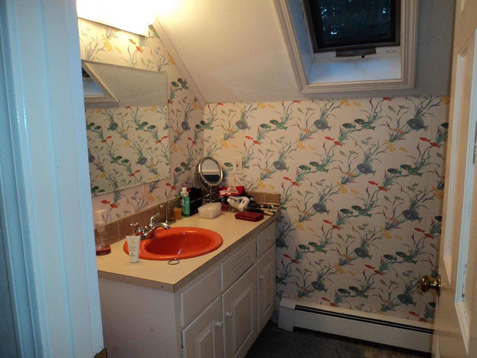 New england fine living bathroom before and after project for Bathroom 4 less review