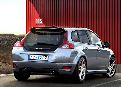 Volvo C30 Wagon Confirmed