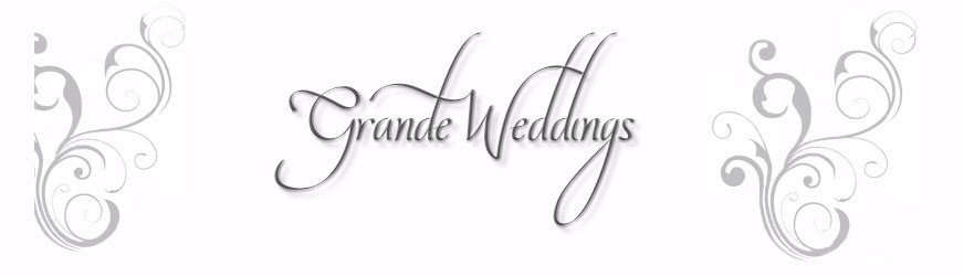 Welcome to Grande Occasions & Grande Weddings Blog!