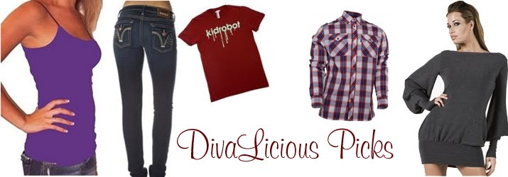 DivaLicious Picks - Get the Celebrity Look For Less
