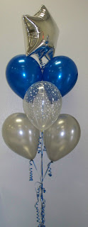 Party people event decorating company auburndale civic for Balloon cluster decoration
