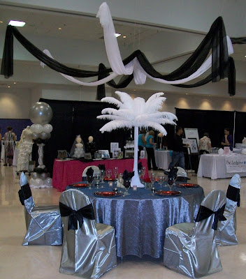 Company - Special Event Decor Custom Balloon decor and Fabric Designs