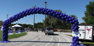 Party people event decorating company relay for life for Lakeland motor vehicle and driver license services lakeland fl