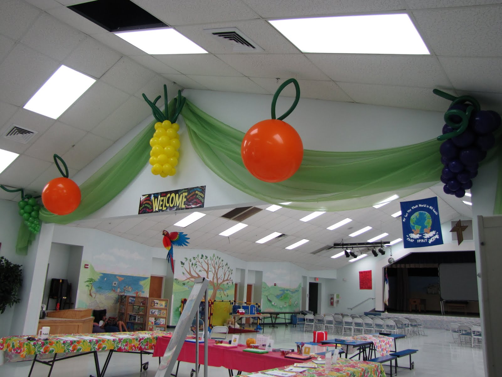 School Spirit Decorations and Party Supplies Having school spirit is one of the best ways to improve morale around your school! With a little help from PartyCheap, school spirit in your school district can be at an all-time high!