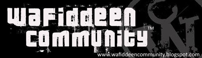 WaFiDDe3n CoMmuNiTy