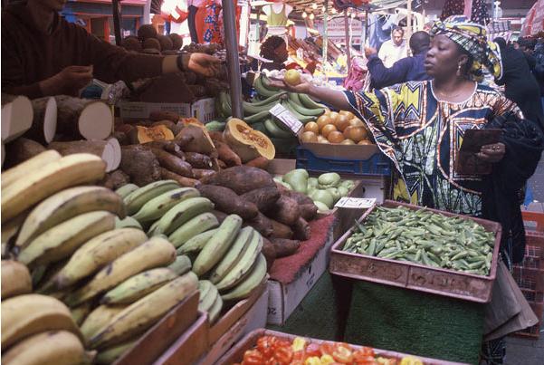 2 for Afro caribbean cuisine