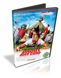 Acampamento do Papai DVDRip XviD