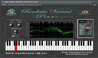 Realistic Virtual Piano 3