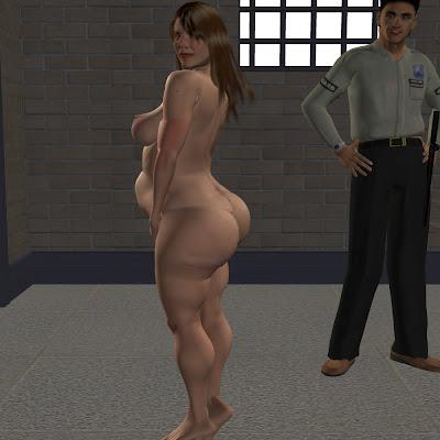 Prison Milf in