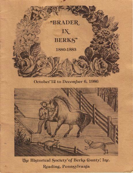 Berks Co. Exhibition Catalog