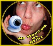 Lol, ma webcam et moi