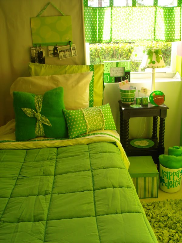Decor 2 Ur Door Kappa Delta Sorority Dorm Bedding and KD  ~ 055653_Sorority Dorm Room Ideas