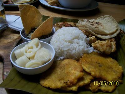 Articole culinare : Patacones, Mancare exotica