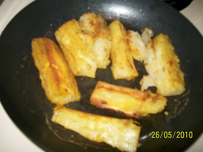 Articole culinare : Yuca Prajita