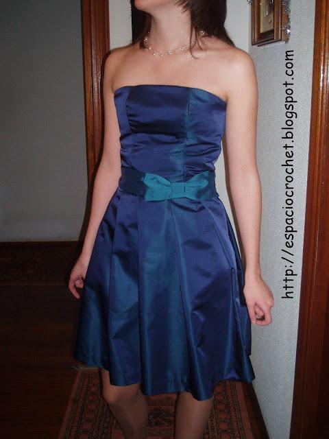 Vestido fin de año 2008