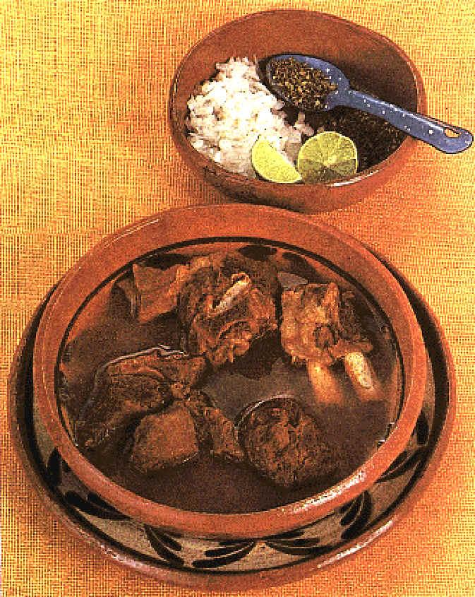Colima travel deliciosa birria de chivo for Como cocinar carne de chivo