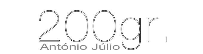 200gr.